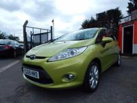 2009 Ford Fiesta 1.25 Zetec 5dr [82] 1 former keeper,Full service history,12 ...
