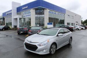 2014 Hyundai Sonata Hybrid HYBRID, LIMITED TECH PACKAGE, JAMAIS