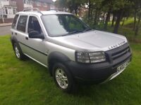 LAND ROVER FREELANDER AUTOMATIC,,, ( ANY OLD CAR PX WELCOME )
