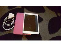 Apple Ipad mini Wifi + Cellular (locked) 64GB - white A1454
