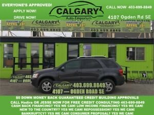 2007 PONTIAC TORRENT 7S *$99 DOWN 2 PAYSTUBS EVERYONE APPROVED!