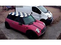 FOR SALE RENAULT TRAFFIC AND MINI