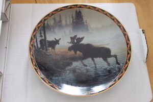Dominion China Collector Plate