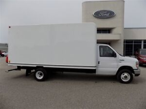 2016 Ford Cube VAN 168 BOX 16'8 Box Length