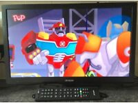 Linsar 22LED16000 22-inch Widescreen Full HD 1080p LED TV with Freeview