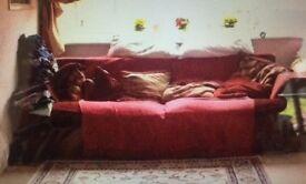 ** FREE ** 4 seater sofa