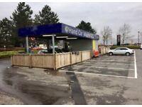 Franchise Car Wash Valeting Business For Sale - Supermarket Carpark Locations Available Nationwide