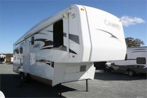 Cameo 35SB3 3 Slide Fifth Wheel