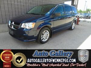 2015 Dodge Grand Caravan SXT *Quads/DVD
