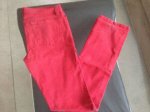 Red 'Just U.S.A.' Jeans * Size: 11 *