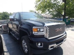 2016 GMC Sierra 2500HD DENALI *DIESEL* 4x4  LEATHER SUNROOF
