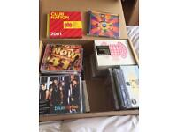 Job lot Cds