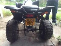 Quad bike - Road Legal - 300cc - LX300ST