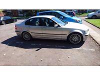 2005 BMW 320d e46 Swap 330, 328, 325