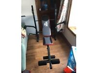 Lonsdale Workout Bench - Hardly Used