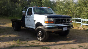 1997 Ford F-350 4x4 Dually Powerstroke