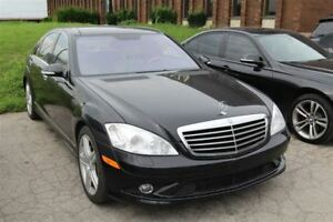2008 Mercedes-Benz S-Class AMG|S550|LOADED