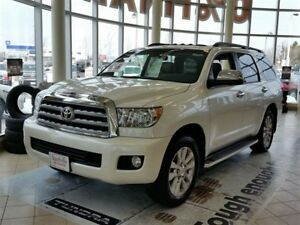2015 Toyota Sequoia THE VERY LAST ONE! PLATINUM EDITION SEQUOIA
