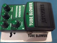 """JACQUES Tube Blower Overdrive Green (awesome boutique """"tube screamer"""") for guitar and bass guitar"""