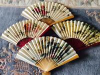 Beautiful Chinese fans - ideal for those tropical moments or interior design