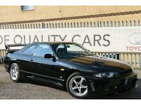 Nissan Skyline GTST VEILSIDE/400R GTR LOOKS 350 BHP AUTO