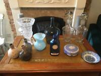 Whole set of antiques accessories 22 pieces!!