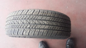1 new tire $55 install& balance is Also Available