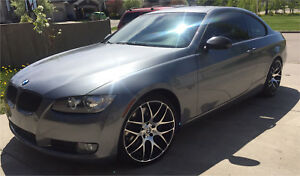2007 BMW 335i Twin Turbo Coupe