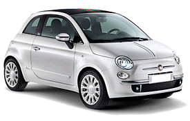 FIAT 500 1.2 Colour Therapy (red) 2014