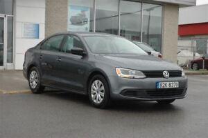 2013 Volkswagen Jetta Trendline+ / A/C / JAMAIS ACCIDENTÉ