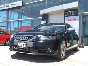 2011 Audi S4 3.0T W/ NAVIGATION
