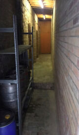 120 SQ FT COMMERCIAL WAREHOUSE SECURE STORAGE/ OFFICE UNIT FOR RENT