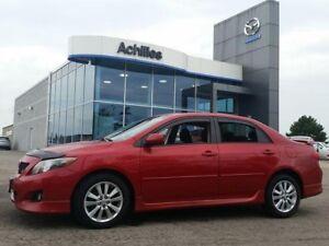 2009 Toyota Corolla S, Auto, A/C, Alloys