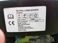 4 stroke petrol mower