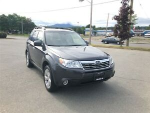 2010 Subaru Forester 2.5 X Sport-tech Navigation Sunroof Heated