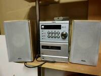 Music cd ..radio player