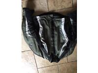 RST textile motorcycle jacket. In excellent condition. Size xl.
