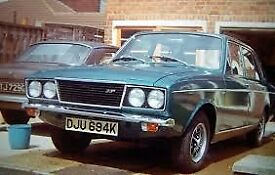 WANTED HILLMAN HUNTER GLS
