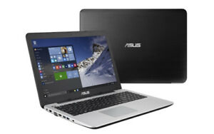 Portable ASUS F555LA 15.6 HD Core i3, 4GB, 500GB HDD Windows 10