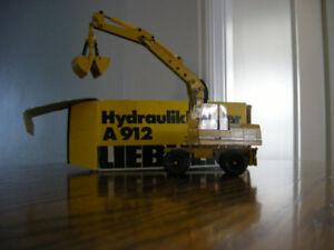 Hydraulikbagger A 912 Liebherr