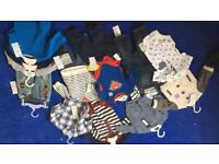 0-3 month clothes tags on!