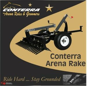 Conterra Arena Rakes Starting at $2,189.00
