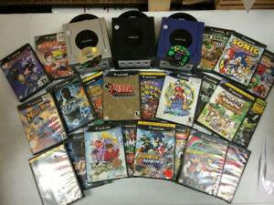Gamecube Collection Sale!