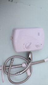 Triton Cara 9.5 kw electric shower (used)