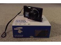 Samsung ST200F Smart Camera