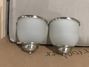 2 Wall Sconces / lights for sale