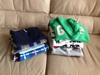 Bundle of boy clothes 10/12 years old