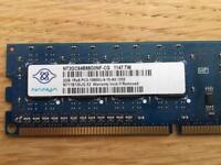2GB Desktop RAM