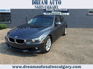 2013 BMW 3 Series 328i xDrive LOWEST PRICE IN ALBERTA!!