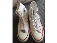 Converse high tops brand new